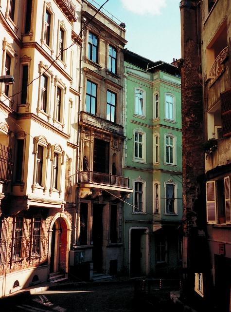 Cihangir streets