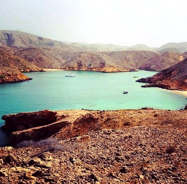 Bandar Khayran Reserve - my first beach camping experience in Oman and favorite spot