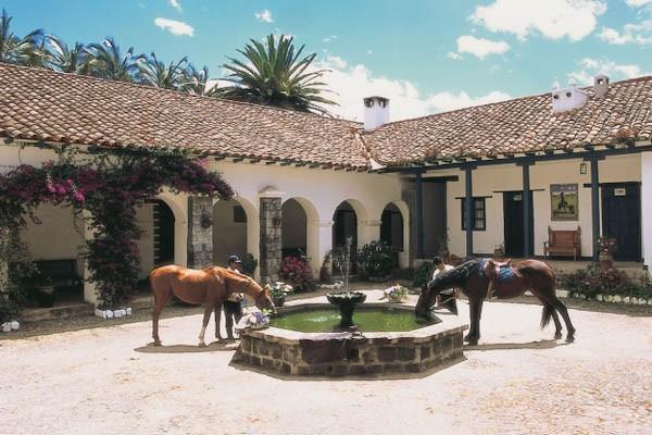 Haciendas of Ecuador